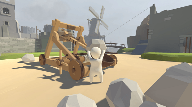 Human Fall Flat Walkthrough Guide