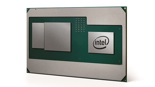 Intel lists Core i7-8809G with AMD Graphics on its official website