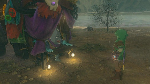 Kilton in The Legend of Zelda