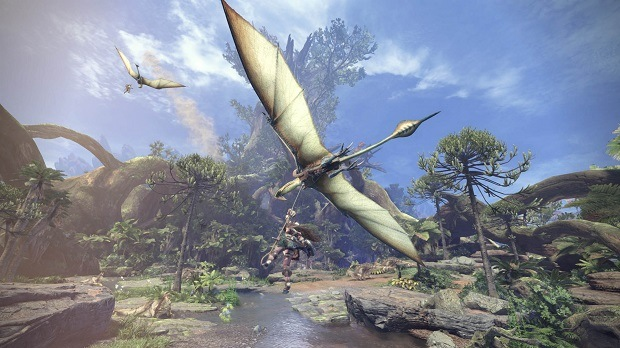Monster Hunter: World PC Version Delayed