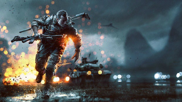 DICE Job Opening Reveals The Development Of A New Battlefield Title
