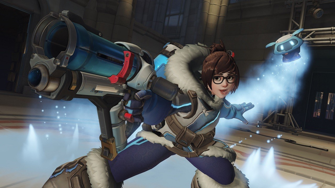 Best Mei Cosplays From Overwatch That Will Stop You in Your Tracks