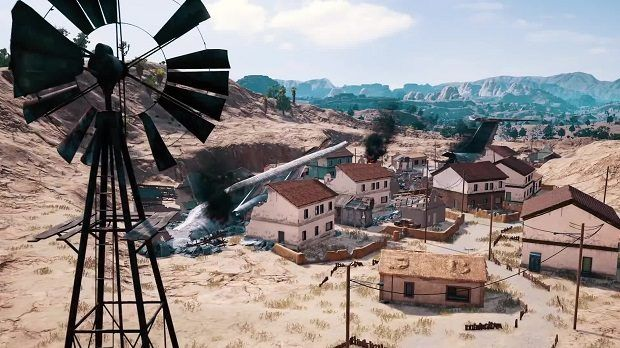 Playerunknown S Battlegrounds Maps Loot Maps Pictures: PlayerUnknown's Battlegrounds Desert Map Miramar Guide