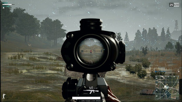 PlayerUnknown's Battlegrounds Improve Aim