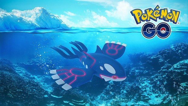 Pokemon Go Kyogre