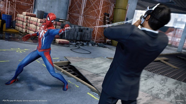 Details About Spiderman PS4, Spiderman PS4 Combat