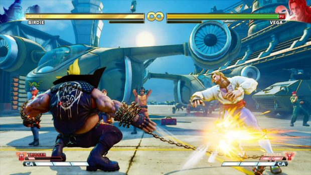Street Fighter 5 Update Lets You Pay $9.99 to Change Your Fighter ID