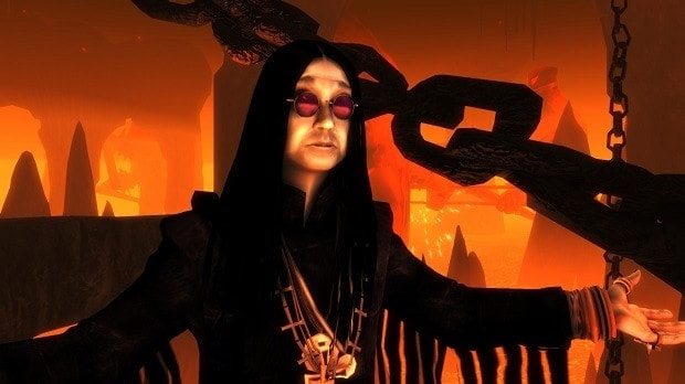The Guardian of Metal in Brutal Legend