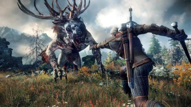 Kingdom Come Deliverance The Witcher 3 Easter Egg
