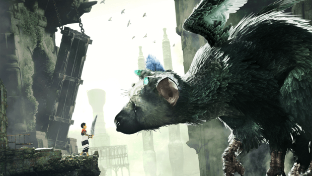 The Last Guardian Developer Possibly Teasing New Game