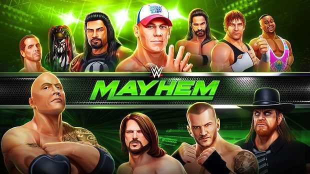 WWE Mayhem Guide