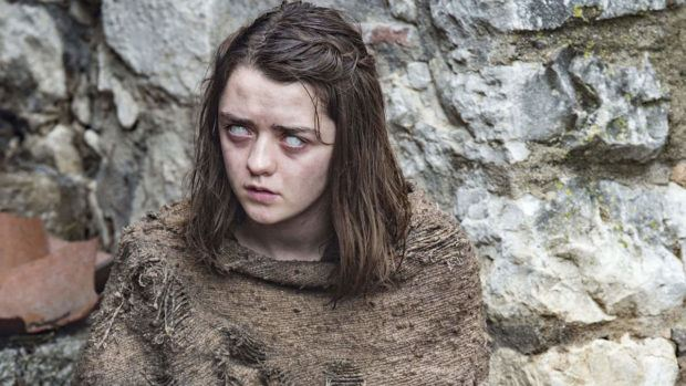 Maisie Williams blasts 'completely false' Game of Thrones story