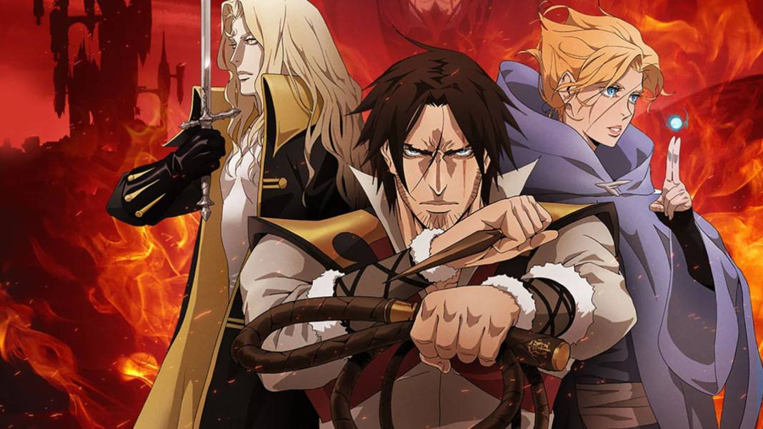 Grab Your Crosses and Stakes, Castlevania Season 2 Comes to Netflix This Summer