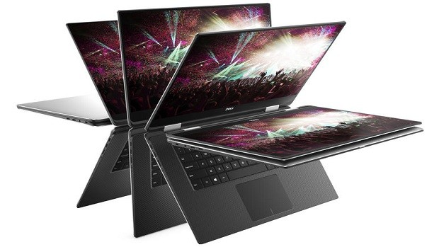 Cutting Edge Professional And Gaming Laptops From CES 2018 (Dell, HP, Lenovo, Samsung, Acer, Razer)