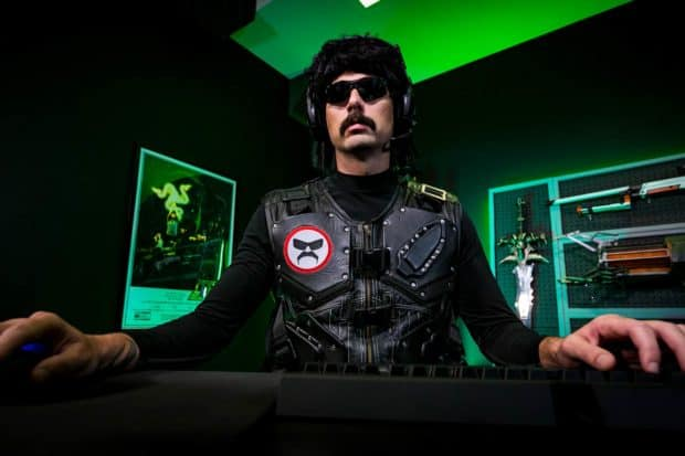 Low-Budget Duplicate Dr Disrespect Goes Viral on Twitch