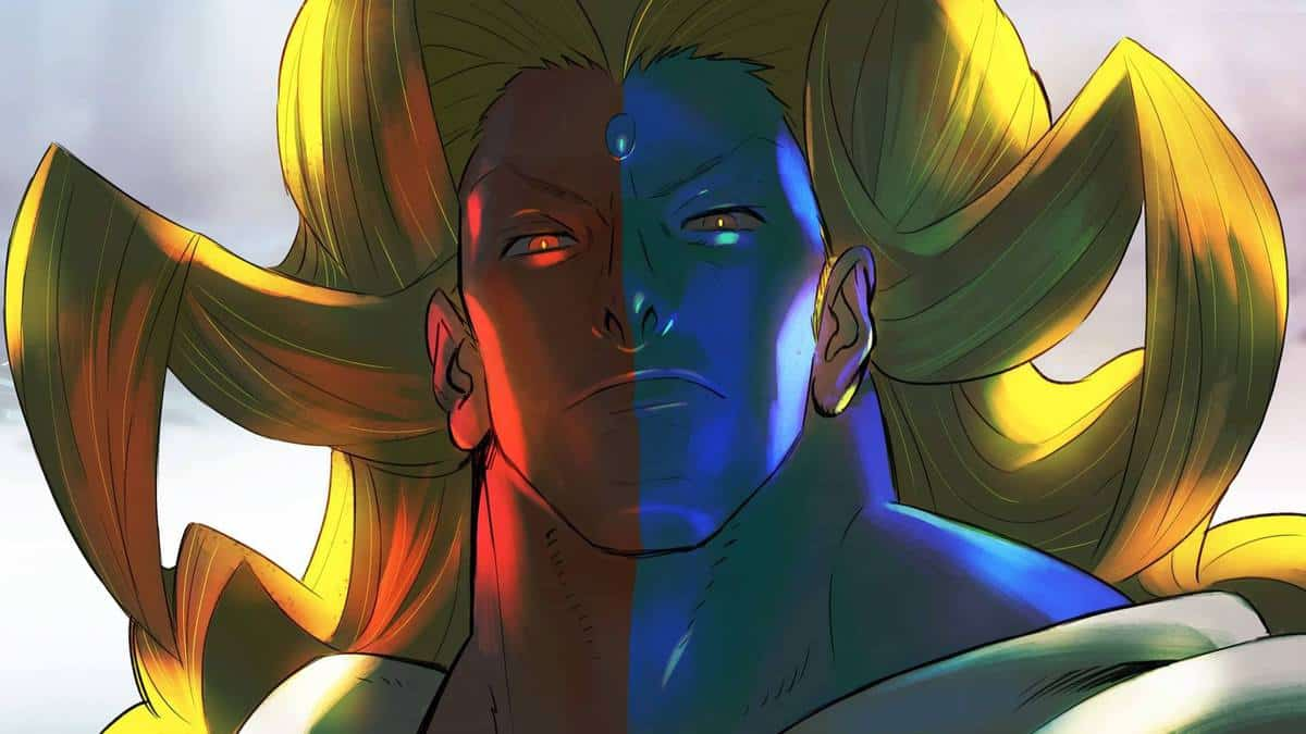 Gill Discovered in Latest Data Mining Rush for Street Fighter 5 Arcade Edition