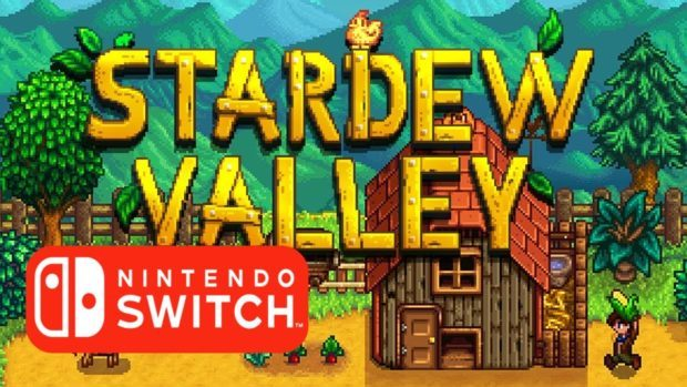 Stardew Valley Was The Most Downloaded Nintendo Switch Game Globally In 2017