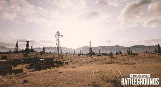 Players Are Removing The PUBG Miramar Map From The