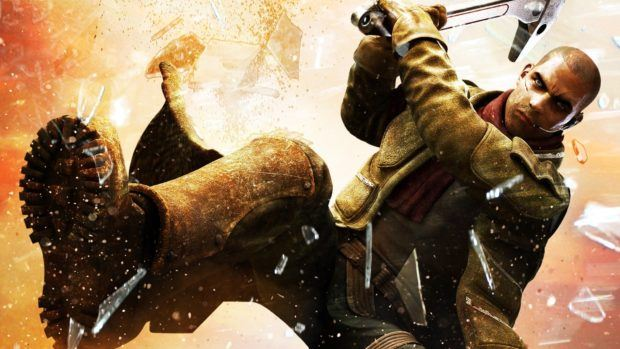 Red Faction: Guerrilla listed for PS4 and Xbox One by GameStop