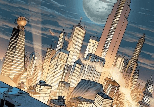DC Announces New Metropolis TV Series, Set Before Superman Arrived