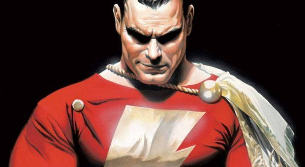 Rumor: Henry Cavill's Superman May Appear in Shazam!