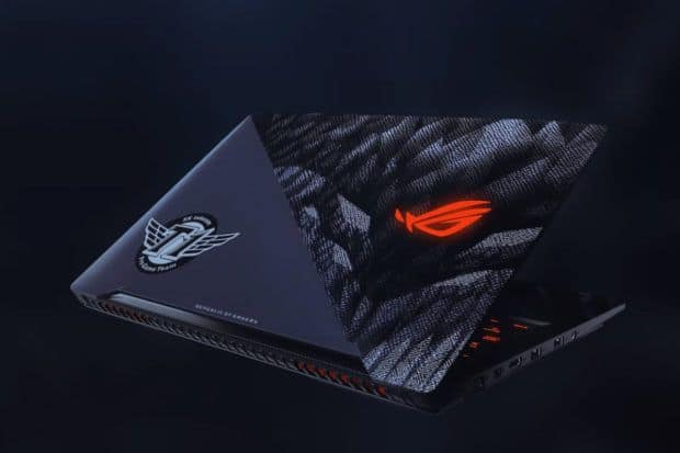 ASUS Republic of Gamers unveils latest gaming lineup at CES 2018