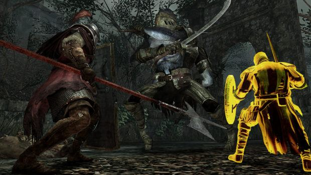 Dark Souls 2 Deaths