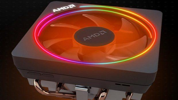 Image result for AMD wraith Prism CPU Cooler