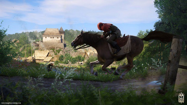 Kingdom Come: Deliverance Equipment Load