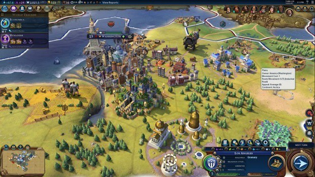 Civilization 6 Mobile Guide – Gathering Resources, Early Game Defense, Leaders, Research Trees