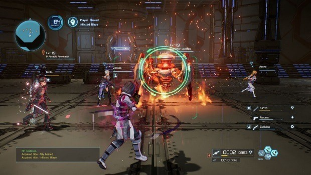 Sword Art Online: Fatal Bullet Endings Guide – True Ending, How To Unlock