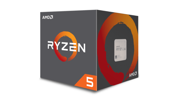 New AMD Ryzen Processors Feature Integrated Radeon Graphics