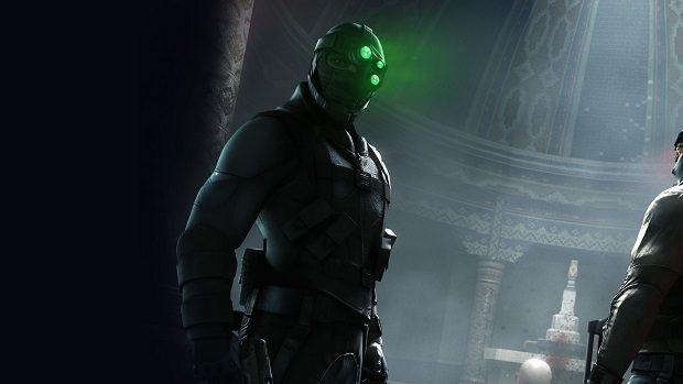 Splinter Cell 2018