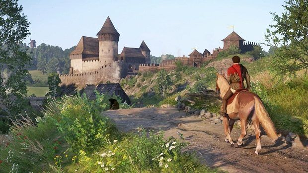 Kingdom Come Deliverance on Xbox One gets 1.2 patch