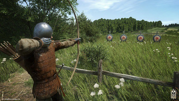 Kingdom Come: Deliverance Archery Guide – Archery Skill, Increase Bow Accuracy, Bowman's Brew
