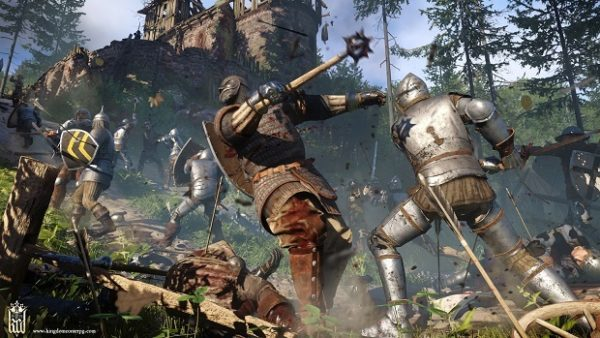 Kingdom Come: Deliverance Weapons Locations Guide