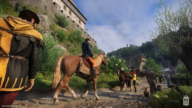 Kingdom Come: Deliverance Console Commands Guide