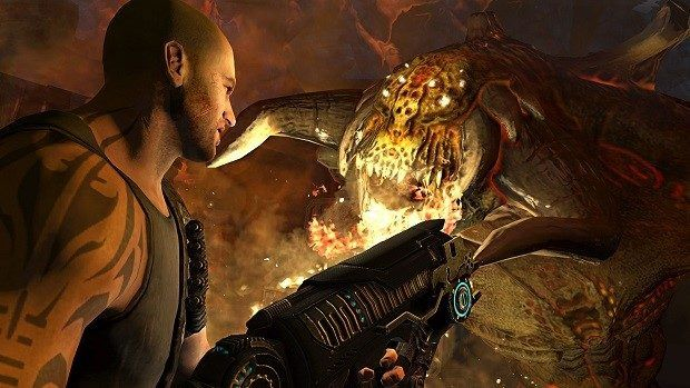 Red Faction Game