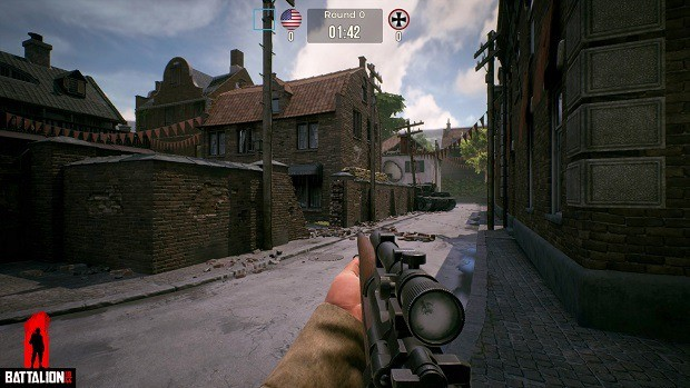 Battalion 1944 Quickscoping Guide