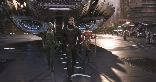 Filling up fast: Atlanta Airport tweets flight to 'Black Panther' kingdom