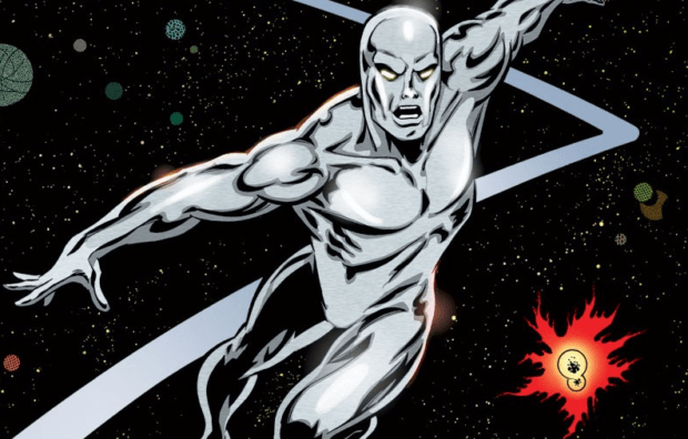 Fox confirms a Silver Surfer movie is in production