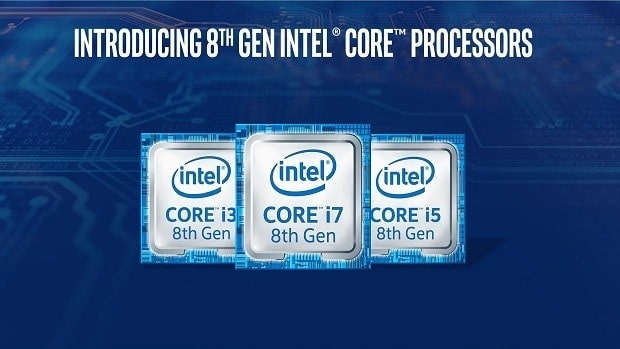 Intel Coffee Lake Mobile