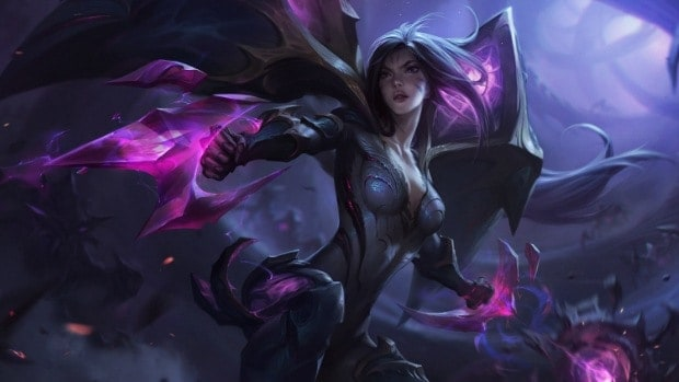 Kai'Sa Is The Next Champion For League of Legends, Another Void Marksman To Join The Roster