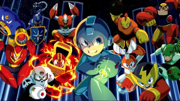 Mega Man Legacy Collection 1 + 2 dated for Switch