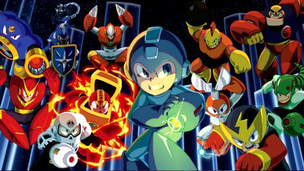 Mega Man Legacy Collection 1 And 2 Coming To Nintendo Switch In May