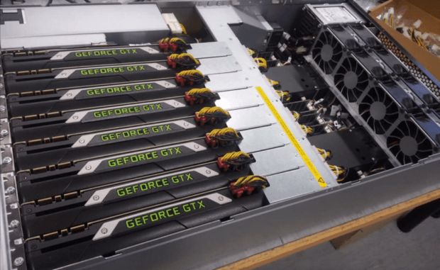 NVIDIA Mining Cards, Crypto Miners and GPU prices