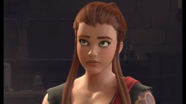 Overwatch's new hero is Brigitte Lindholm