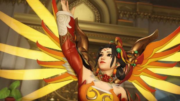 Overwatch's Lunar New Year 2018 Skins Revealed