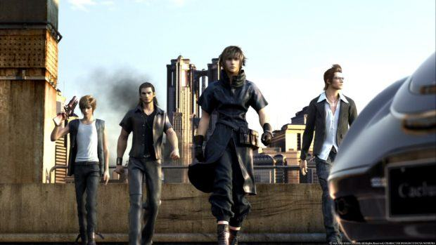 A Final Fantasy XV PC demo is available soon