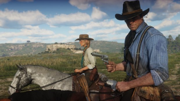 red dead redemption 2 weapon, Red Dead Redemption 2 Preload